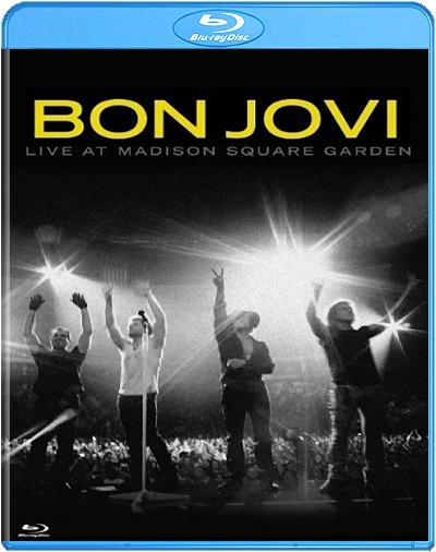 Blu Ray Bon Jovi